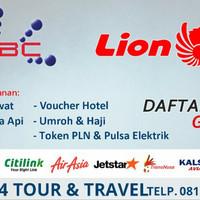 Agen Tour & Travel MMBC
