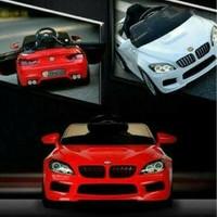 Mainan Anak Mobil Aki BMW PMB M- 9188/ Khusus Gojek