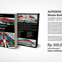 Buku Autodesk Revit - Master Builder 5th Edition (Juli 2017)