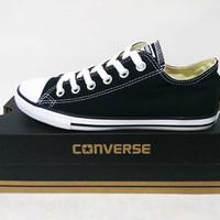 Sepatu Converse CT Lean Ox Black 142272C Original