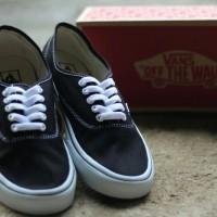 Sepatu vans Autentik Hitam Putih Premium Sepatu Kets sepatu sneakers