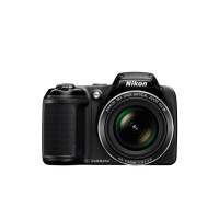 Kamera Nikon Coolpix L340 Plus (Baterai + Charger)