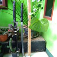 samurai tumpul latihan katana panjang mantap