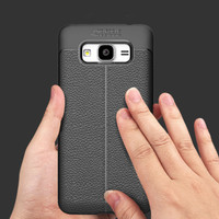 Soft Leather AUTO FOCUS Case Samsung J5 Prime/ ON5 2016 COVER ORIGINAL