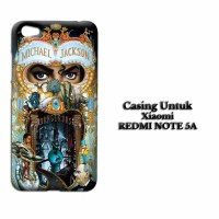 Casing XIAOMI REDMI NOTE 5A michael jackson dangerous Custom Hard Case