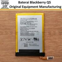 Baterai Handphone Blackberry Q5 Original OEM | BB, Q 5, Batrai Battery