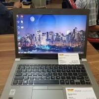 Murah Laptop Ringan TIPIS Toshiba Z30 core i7 GEN 4 ram 8gb SSD 256