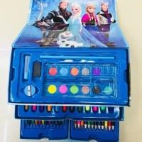 Harga crayon set art karakter set isi 54 pc pensil warna alat tulis | DEMO GRABTAG