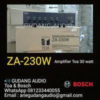 Amplifier TOA ZA-230w (30watt)