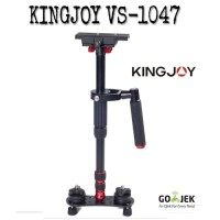 Steadycam KINGJOY VS 1047 Handheld Stabilizer kamera Dslr , vi Diskon