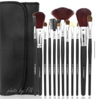 kuas make up 12 pcs/ make up brush 12 pcs