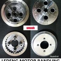 Rumah Kopling dan Lawan Kaki 4 Smash Kupling KW Bukan Original Suzuki