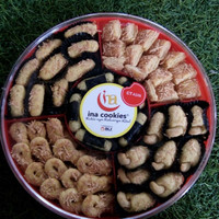 Candy Tray Ina Cookies (Isi 5 jenis kue)