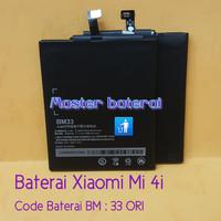 Baterai Xiaomi Xiomi Mi4i MI 4i / Mi Code Batrai : BM33 / BM 33 ORI