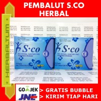 Alternatif Avail FC - DAY USE - Pembalut Sco Biru