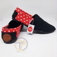 Sepatu wakai kekinian pria wanita casual slip on branded murah online