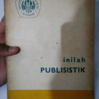 inilah publisistik UNPAD bandung kalender akademis 1969 50rb