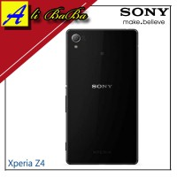 Backdoor Sony Xperia Z4 Z3 Plus With Adhesive Label Tutup Baterai Z4