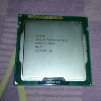 Intel Dual Core G630 2,7GHz socket 1155