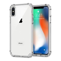 Spigen Crystal Shell Case for iPhone X - Dark Crystal