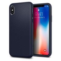 Spigen Liquid Air Case for iPhone X - Matte Black