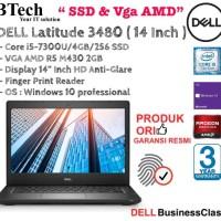 DELL Latitude 3480 ( 14 Inch ) Core i5-7200 VGA + SSD 256