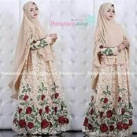 Wanita Muslim baju muslim cantik hawwa aiwa coco