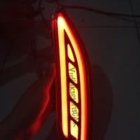 Lampu Bumper Belakang Mobil Honda HRV / Reflector LED Bumper HRV