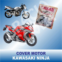 Cover/Selimut/Penutup Body Motor Luxury & Stylish Kawasaki Ninja R