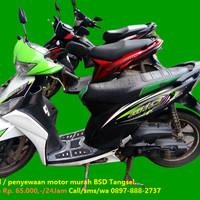 Rental motor / sewa motor BSD Tangerang selatan