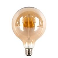 Larkin LF-G95A LED Filament Lampu Edison 4w 4 Watt Bohlam Amber Bulb