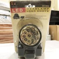 LED Headlamp Long Shots