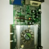 vga card agp 256 mb 128 bit