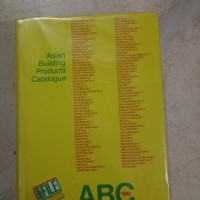 Harga asli bekas asian building products catalogue buku buku | WIKIPRICE INDONESIA