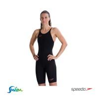 Speedo LZR Racer Element Openback Kneeskin - Baju Renang Wanita