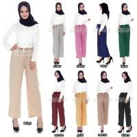 Celana Kulot Panjang by Rindiya Hijab