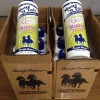 shampo shampo mane n tail herbal gro 355 ml asli bpom shampoo kuda