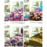 Harga Bed Cover Lady Rose 180x200 Hargano.com
