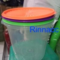 Toples Plastik 10 Liter | Tempat Kerupuk | Sealware | Food container