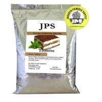 Bubuk Minuman Tiramisu Plain Powder JPS Tanpa Gula