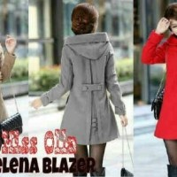 TERMURAH BAJU WANITA Jaket/coat/mantel korea wanita Selena blazer