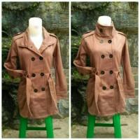 BAJU Baju jaket mantel korea Deandra blazer