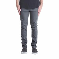 MODEL BARU Celana Panjang Chino Pria Pants Abu Muda Light Grey Premiu