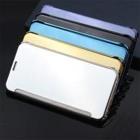 Flip Smart MIRROR Samsung Galaxy J7+ Plus /Autolock Case Cover Miror