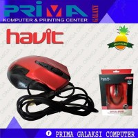 MOUSE USB HAVIT HV-MS846 Item Favorit