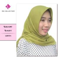 hijab murah segiempat jilbab saudi segiempat rawis polos hijab simple