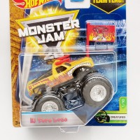 Hot Wheels Monster Jam El Toro Loco - kuning