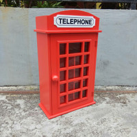 Kotak Obat/ P3K Box Telepon London