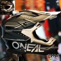 Helm Cross Oneal 2 Series RL Slingshot Black