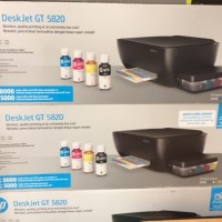 Printer Inktank HP GT5820 Multifungsi + Wireless